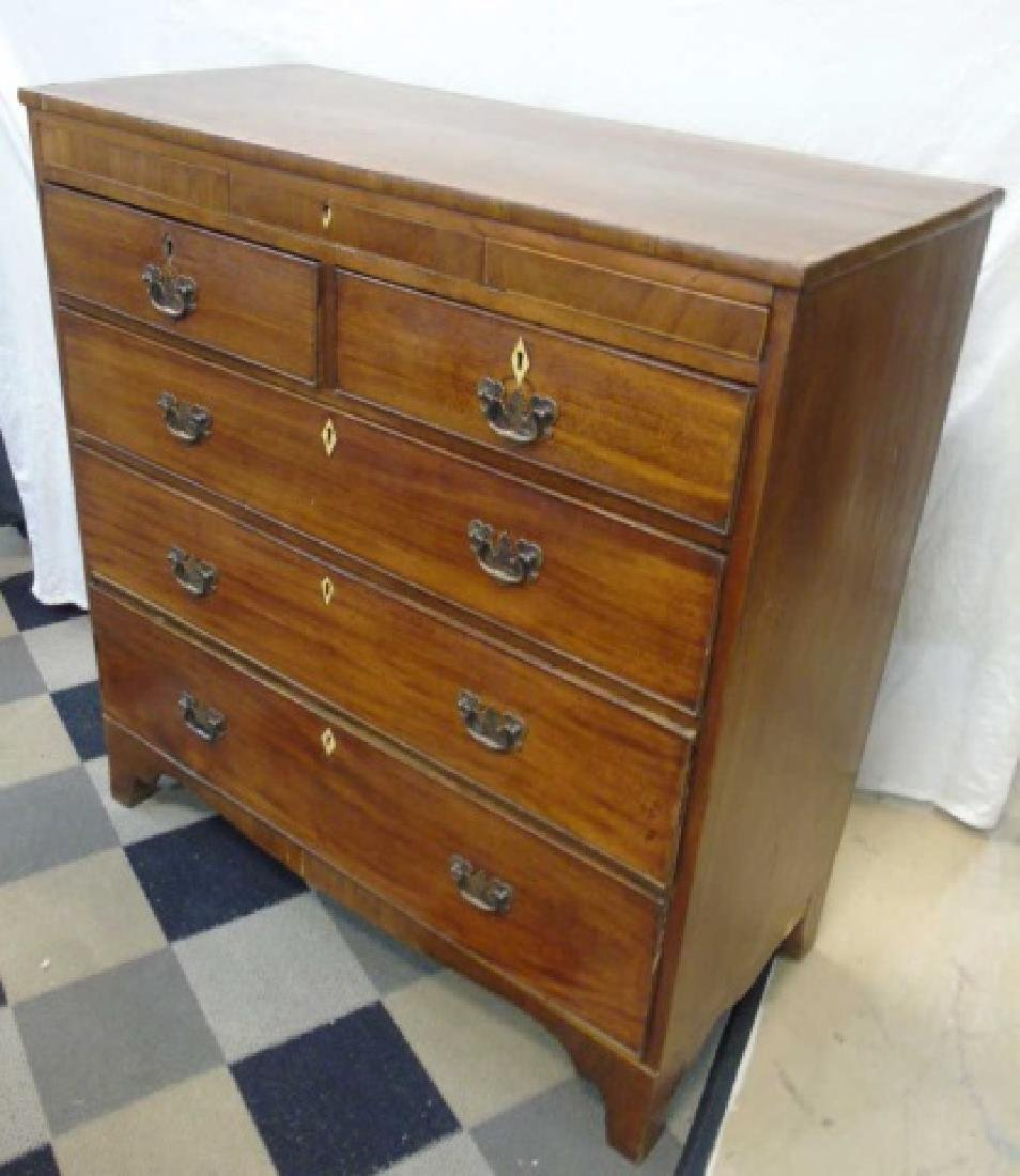 Antique 19th C English Chest of Drawers
