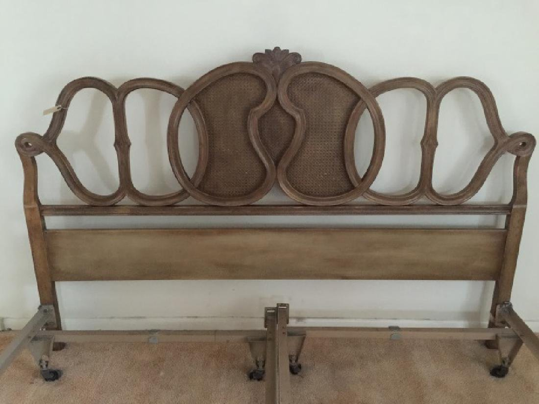 Vanleigh French Country Provencal Style Head Board