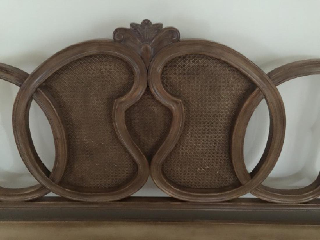 Vanleigh French Country Provencal Style Head Board - 2