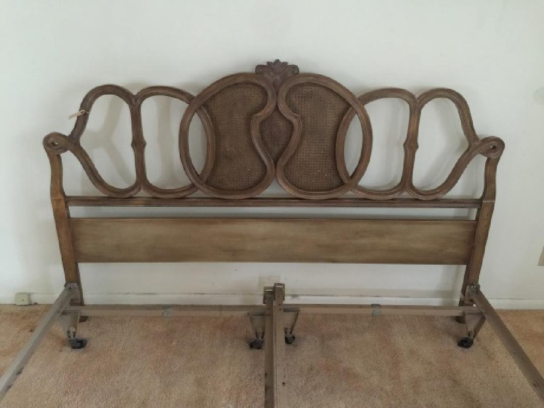 Vanleigh French Country Provencal Style Head Board - 3