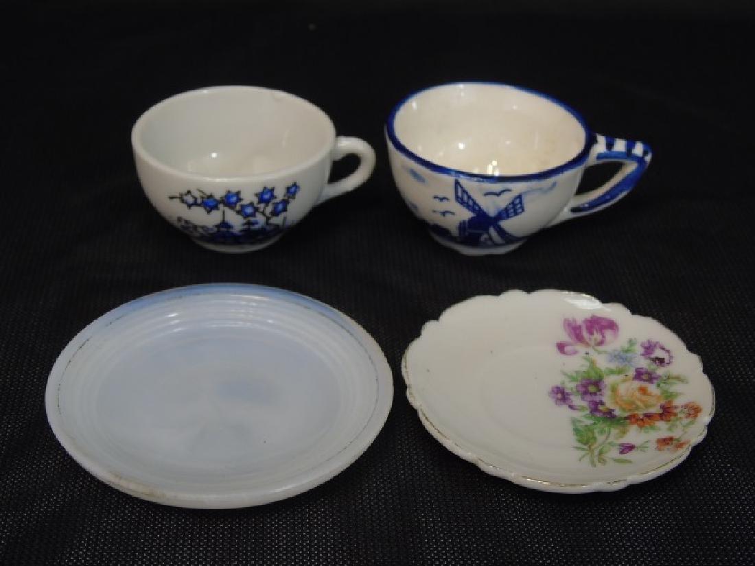 Antique & Vintage Doll & Dollhouse Porcelain Items - 2