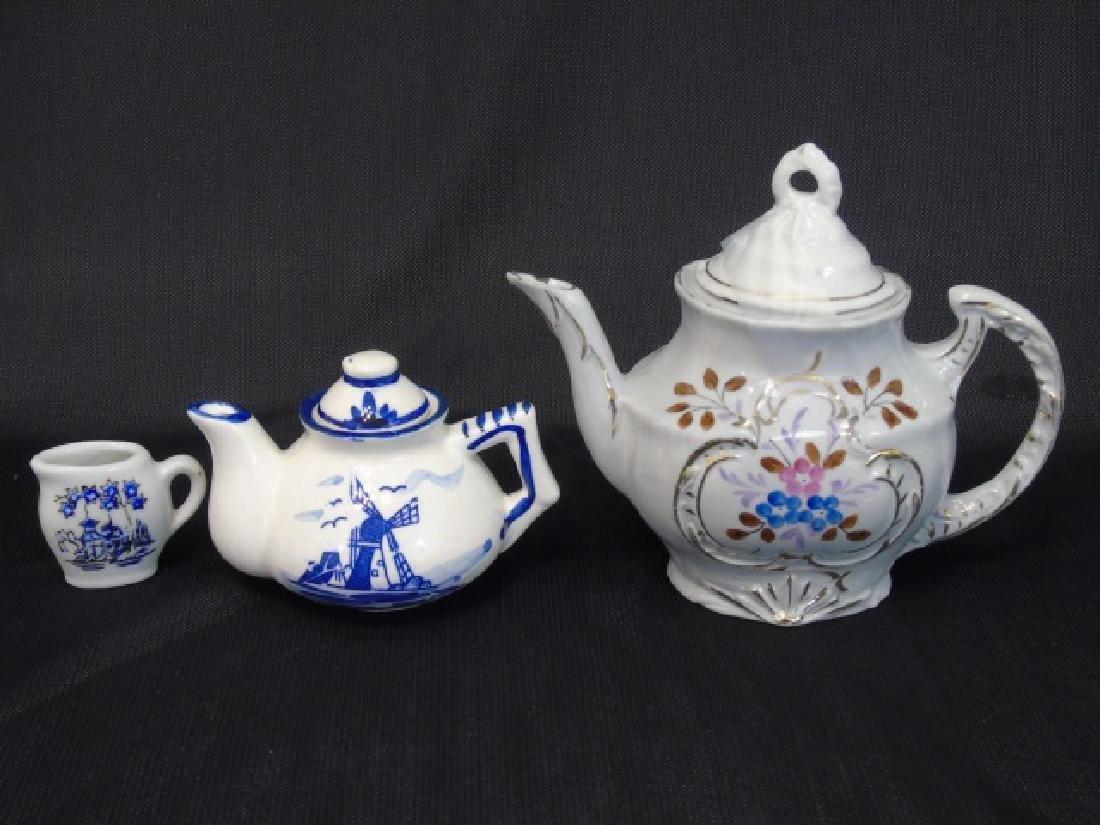 Antique & Vintage Doll & Dollhouse Porcelain Items - 3