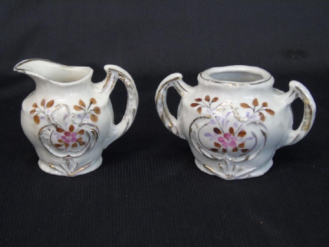 Antique & Vintage Doll & Dollhouse Porcelain Items - 4