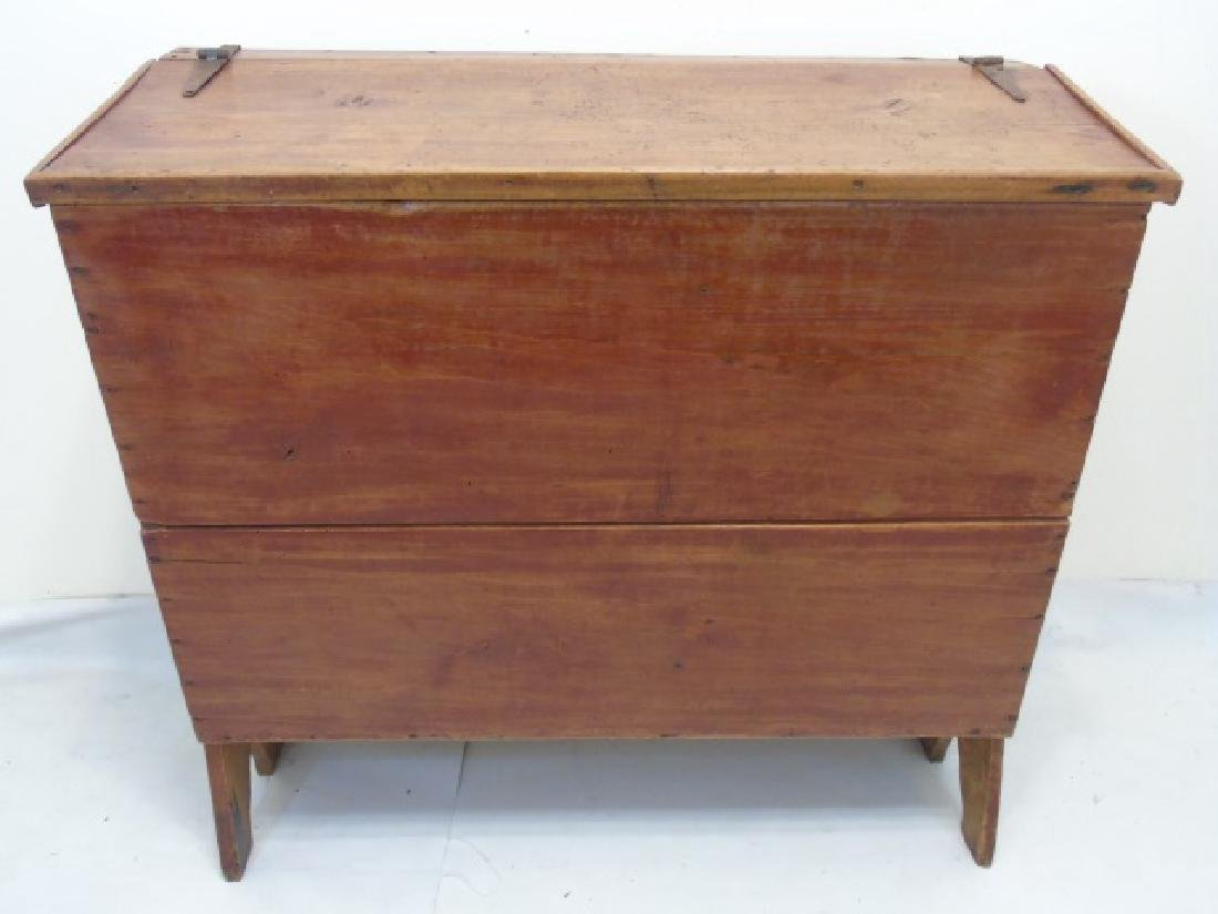 Antique Southern Sugar Chest Kentucky or Tennessee