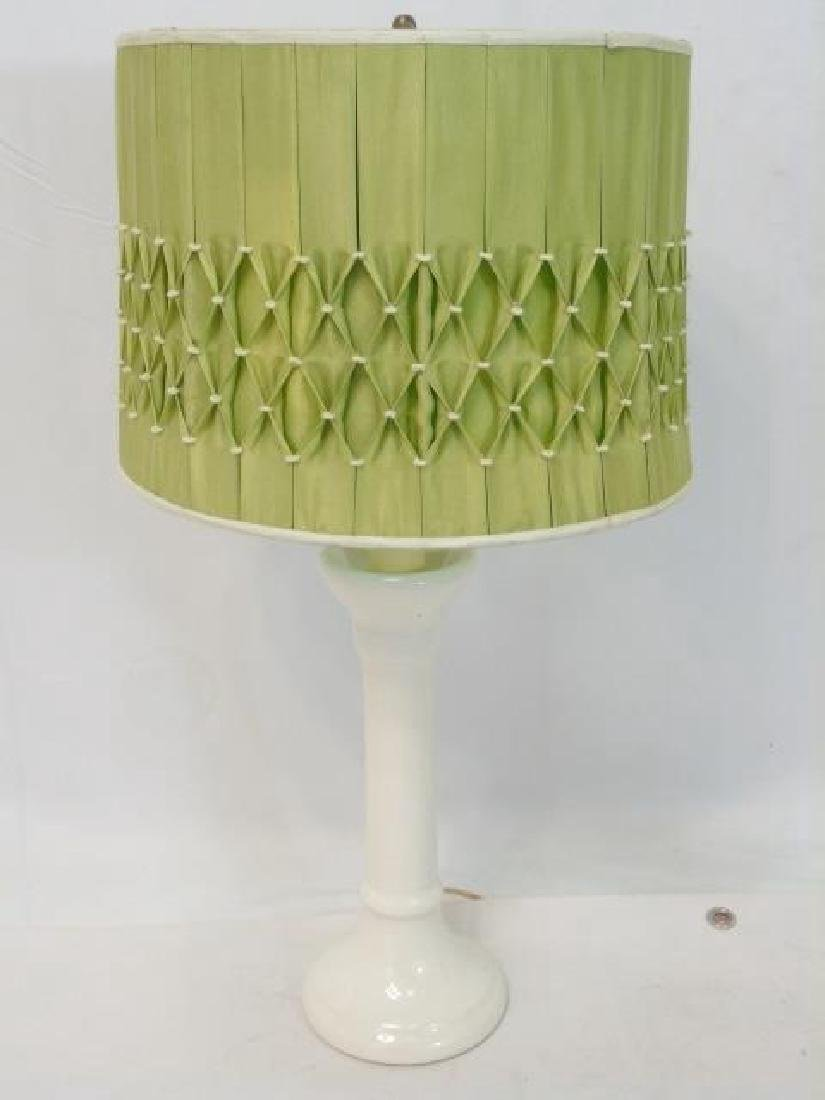 Two Contemporary Designer Table Lamps - 2