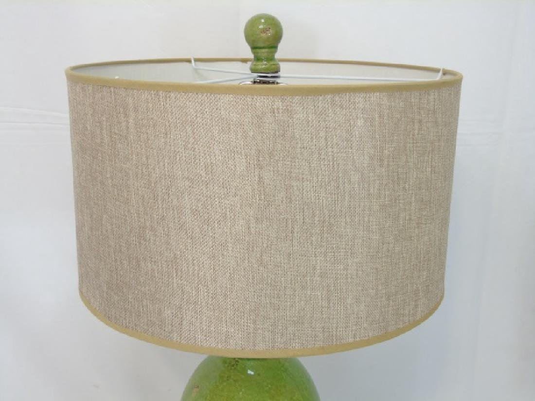 Two Contemporary Designer Table Lamps - 6