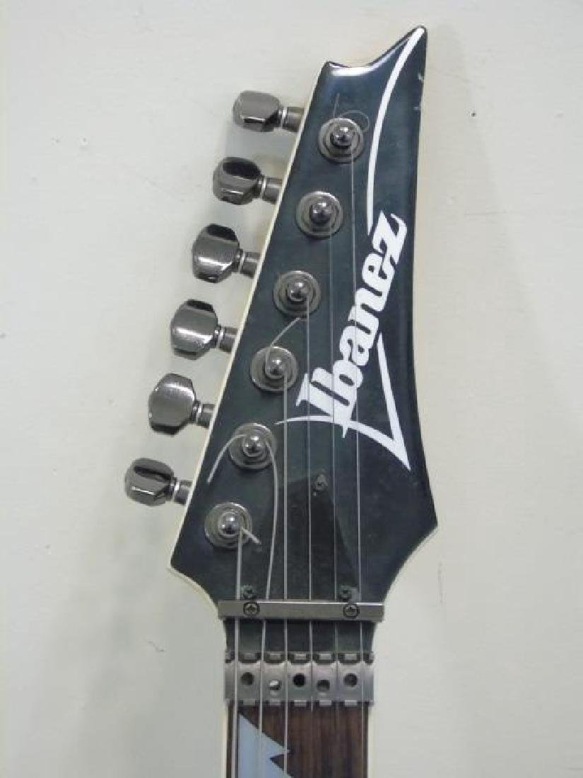 Ibanez Signature Electric Guitar - Blue - 3