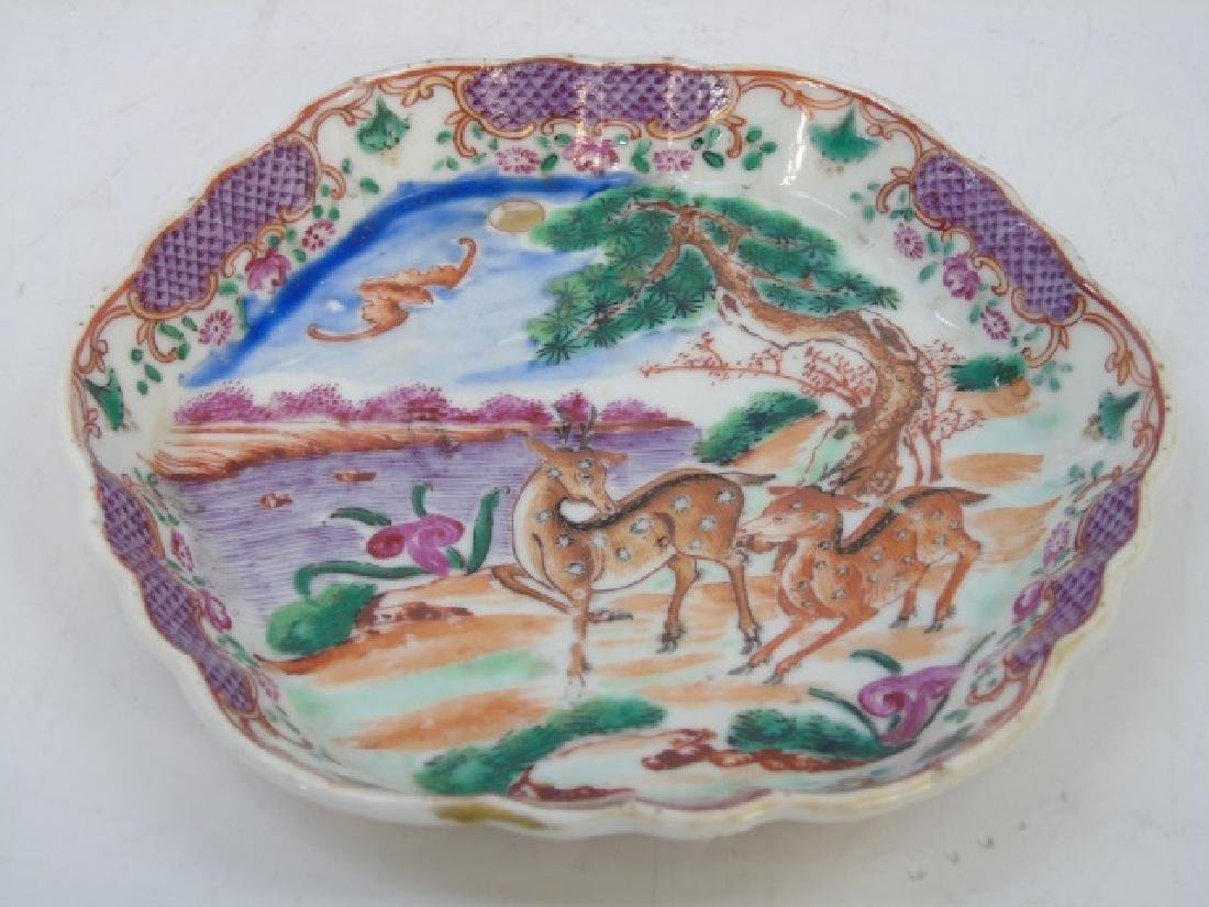 Assorted Antique Chinese & French Porcelain Items - 2