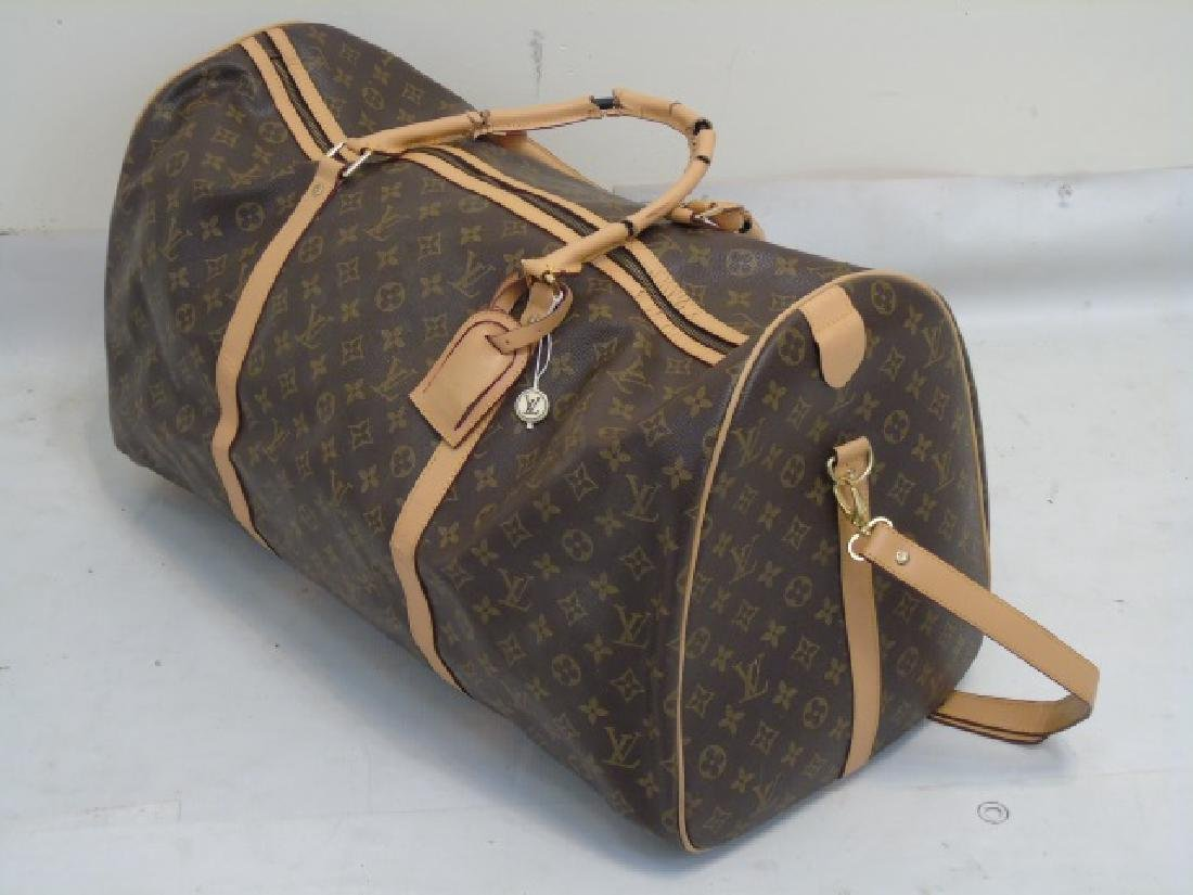 Vintage Louis Vuitton Monogram Duffle Bag