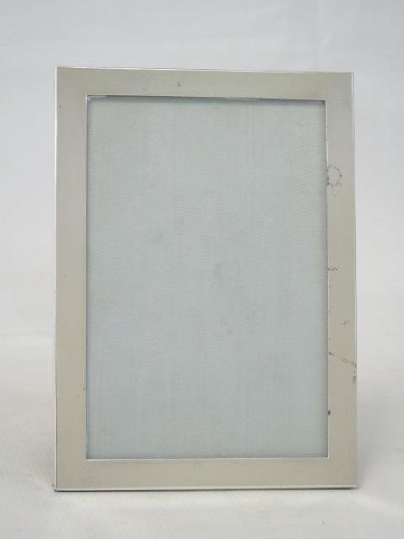Towle Sterling Silver Border Picture Frame