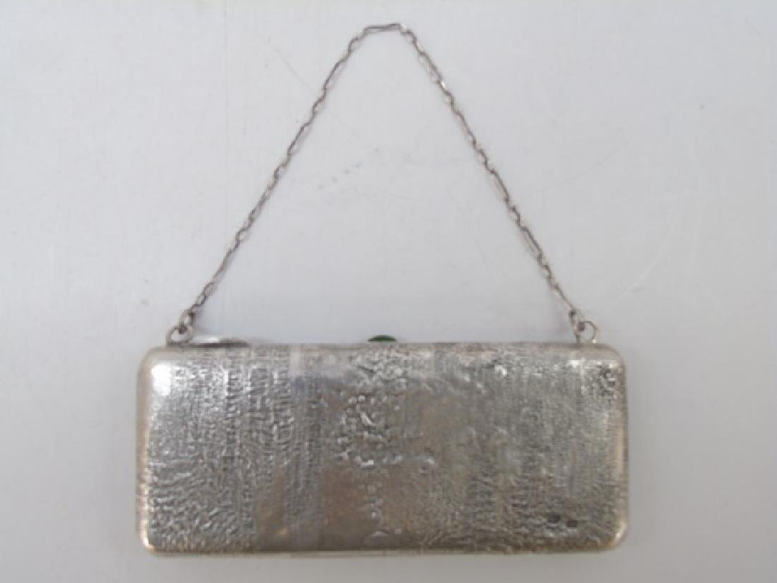 Antique Imperial Russian Silver Purse / Hand Bag - 3