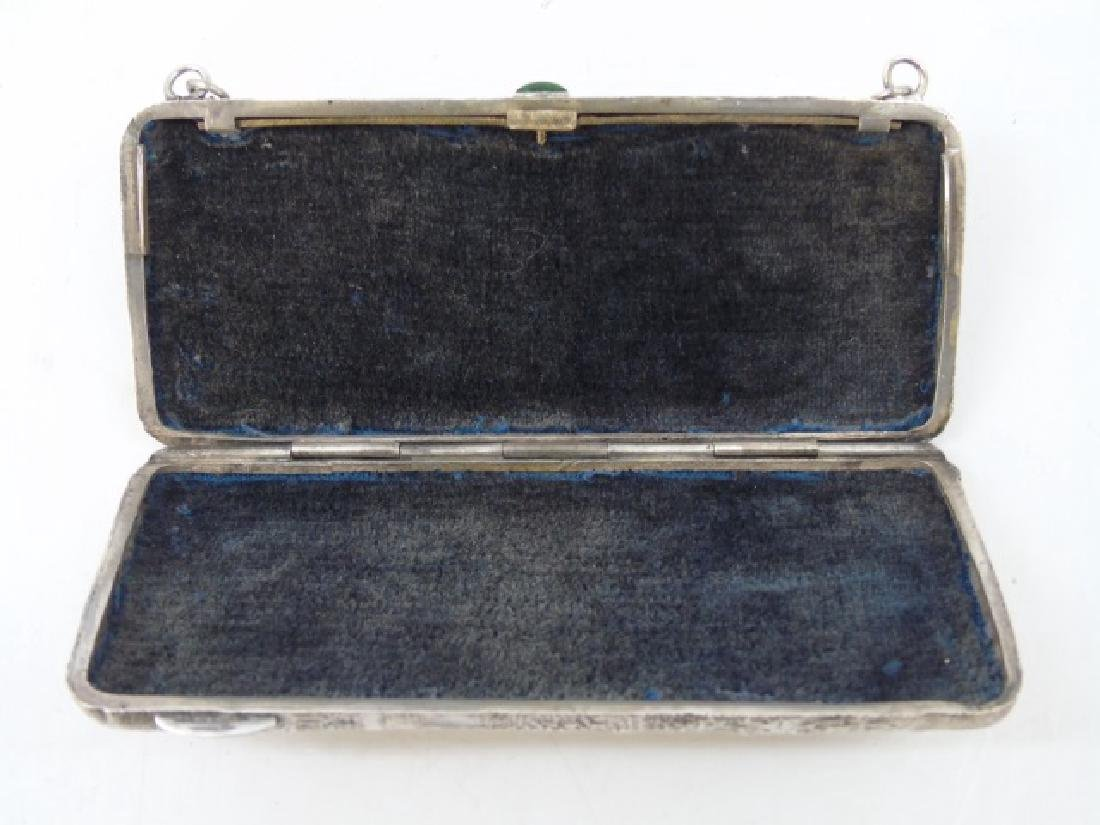 Antique Imperial Russian Silver Purse / Hand Bag - 5