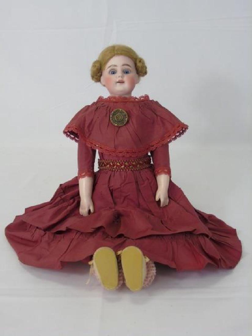 Antique German Bisque Bahr & Proschild Doll 309