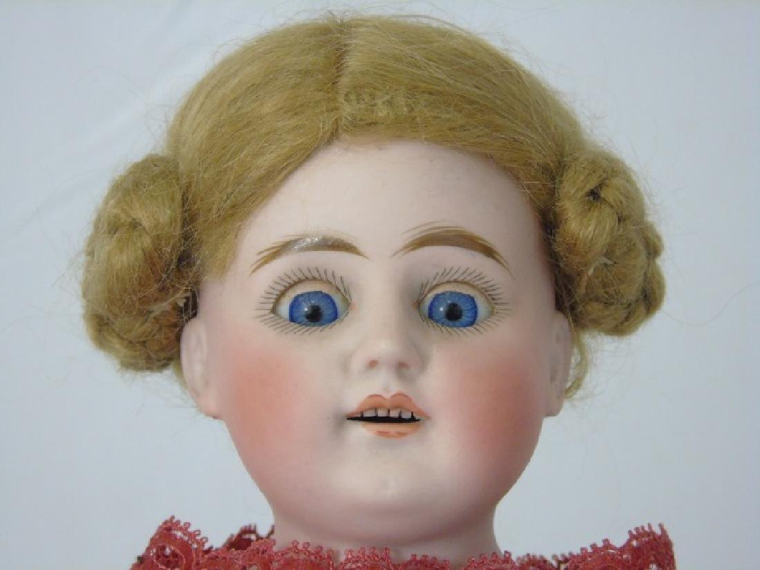 Antique German Bisque Bahr & Proschild Doll 309 - 2