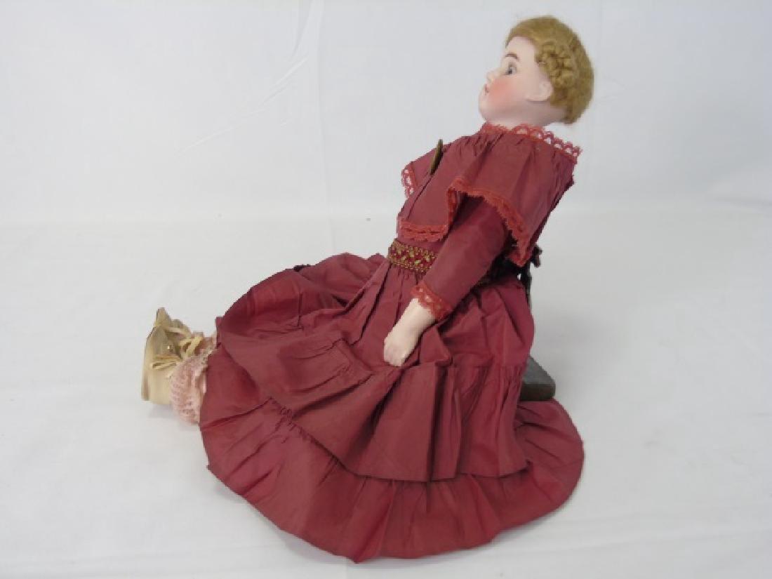Antique German Bisque Bahr & Proschild Doll 309 - 3