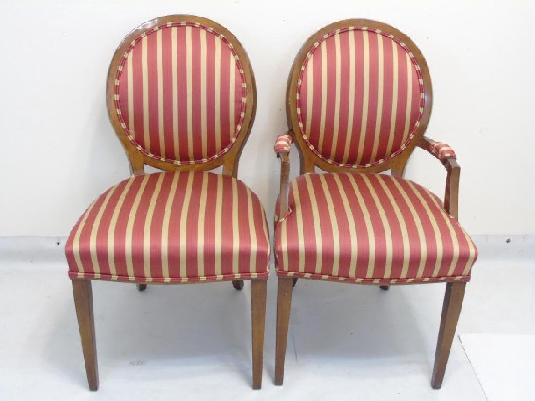 Nancy Corzine Contemporary Louis XVI Dining Chairs - 2
