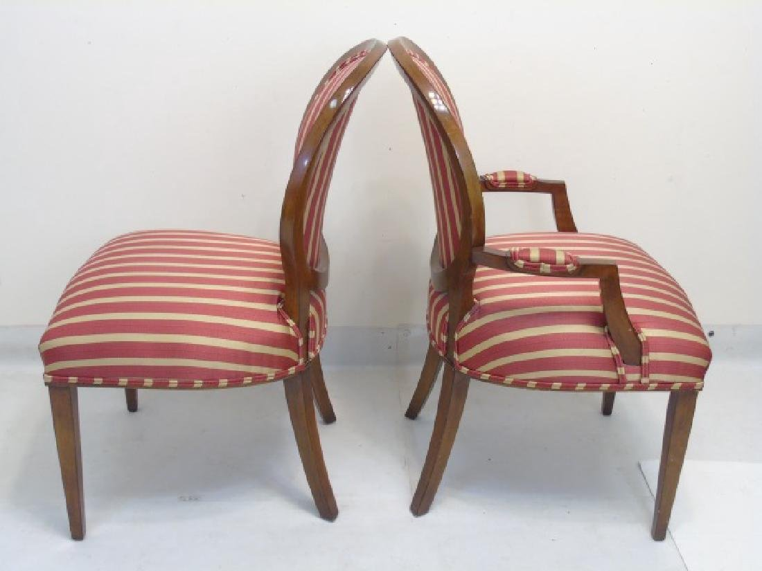 Nancy Corzine Contemporary Louis XVI Dining Chairs - 3