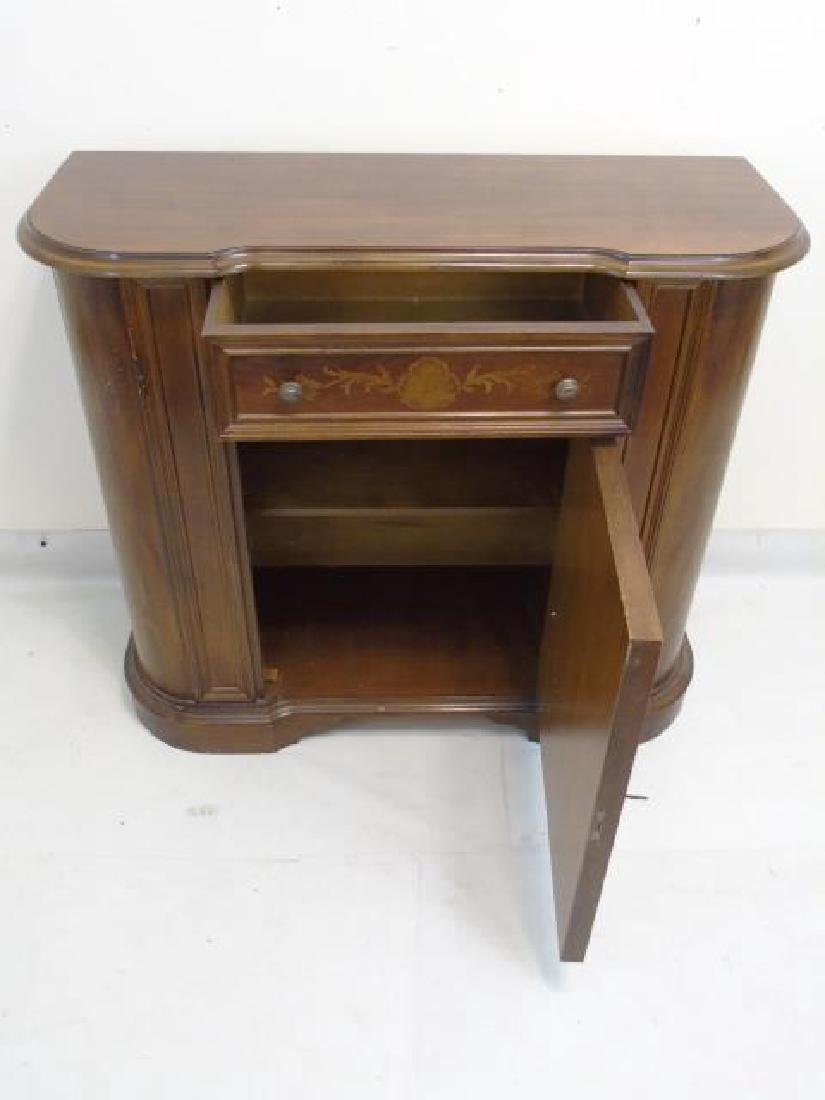 Italian Chest with Upper Drawer & Latched Cabinet - 3