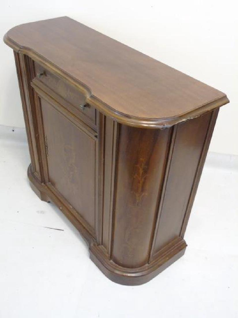 Italian Chest with Upper Drawer & Latched Cabinet - 5