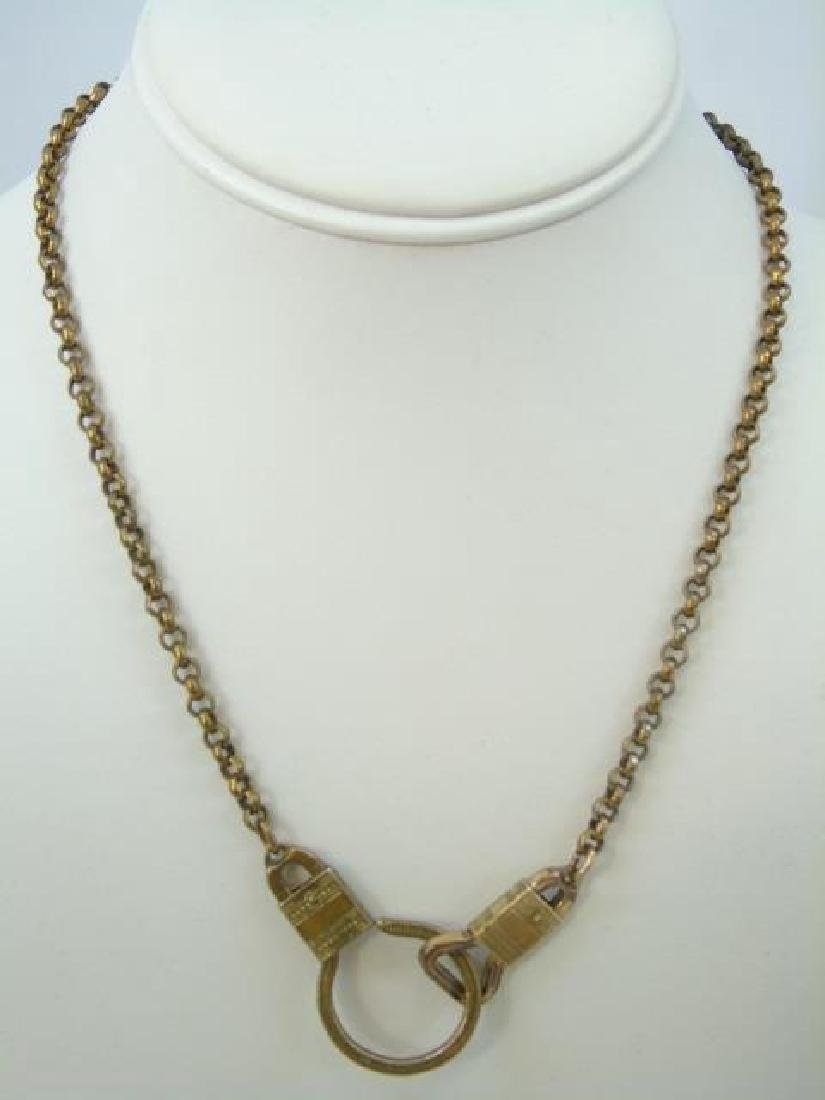 Antique Victorian Yellow Gold Necklace / Chain