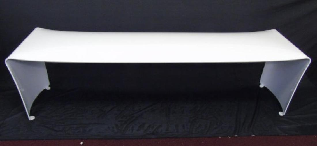 Modern Domus Design Collection Le Blanc Bench