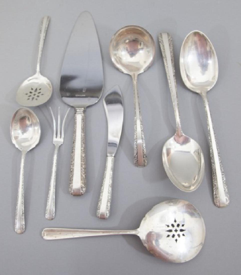Towle Sterling Candlelight Pattern Serving Pieces