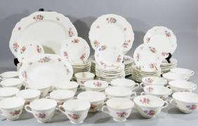 96 Pieces English Royal Worcester Dinner Service