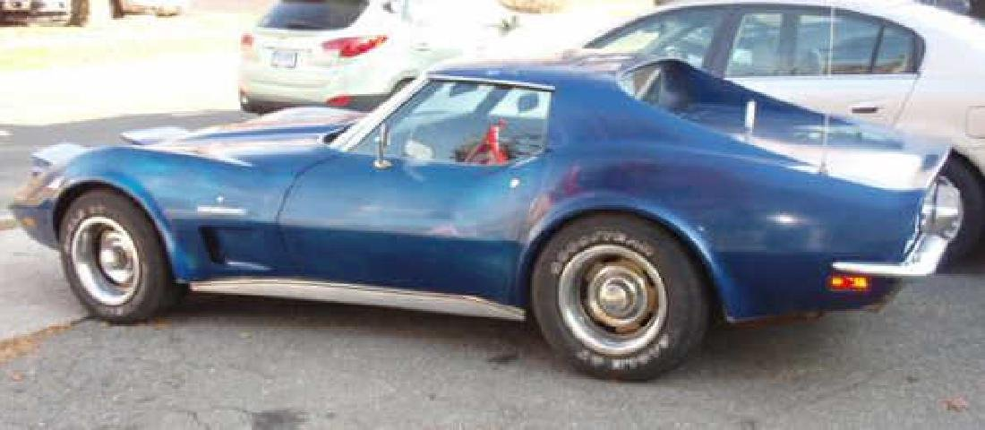 Vintage Chevrolet Corvette - 1973 / 74k Miles