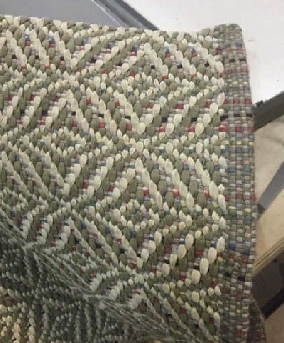 Custom Contemporary Carpet w Bold Pattern - 2