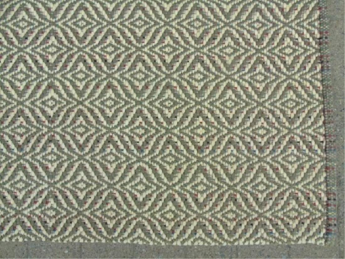 Custom Contemporary Carpet w Bold Pattern - 4