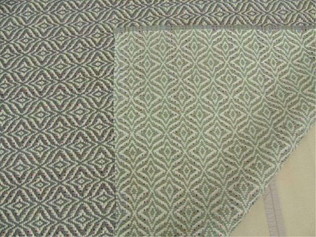 Custom Contemporary Carpet w Bold Pattern - 5