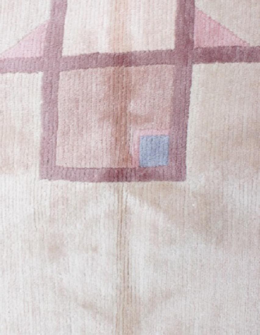 Contemporary Traditional Carpet Geometric Pattern - 2
