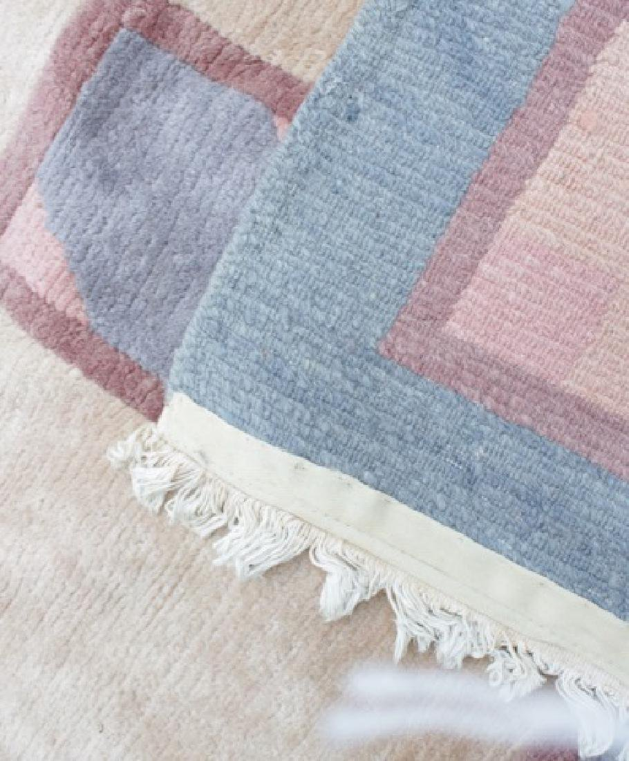 Contemporary Traditional Carpet Geometric Pattern - 4