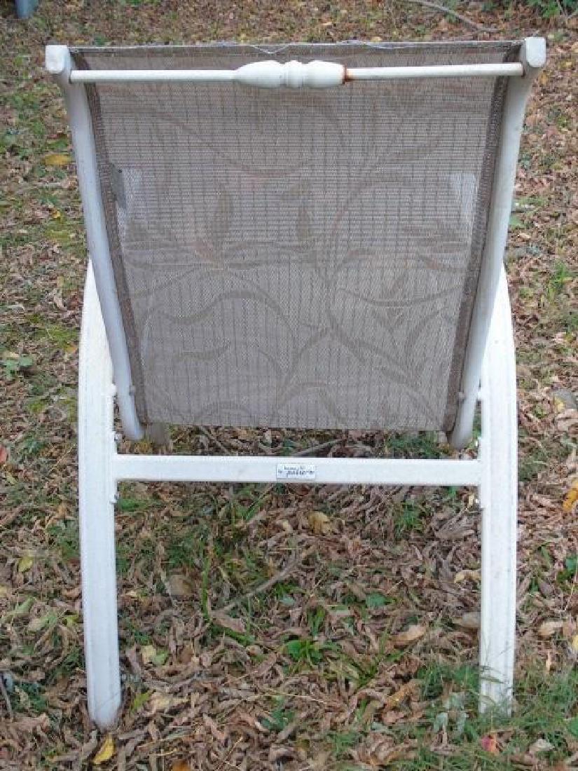Set of Three Outdoor / Patio / Garden Armchairs - 3