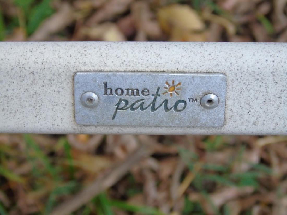 Set of Three Outdoor / Patio / Garden Armchairs - 4