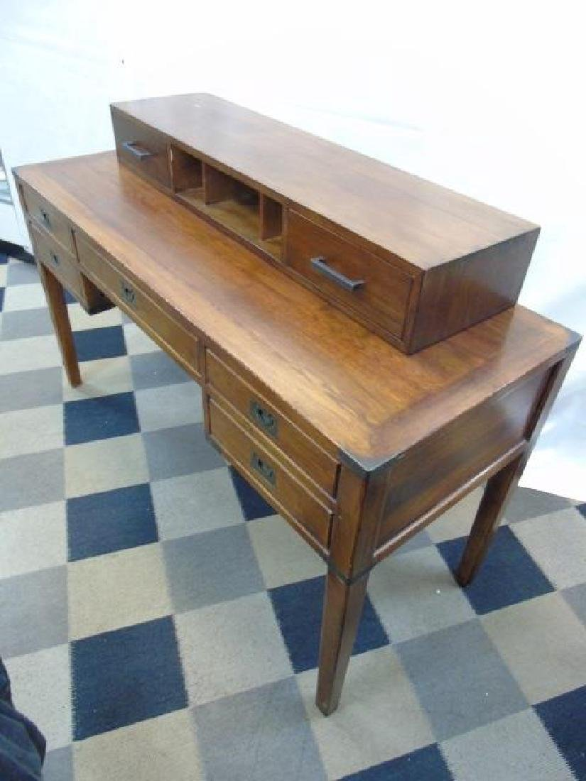 Contemporary Desk or Console Platform w Drawers - 2