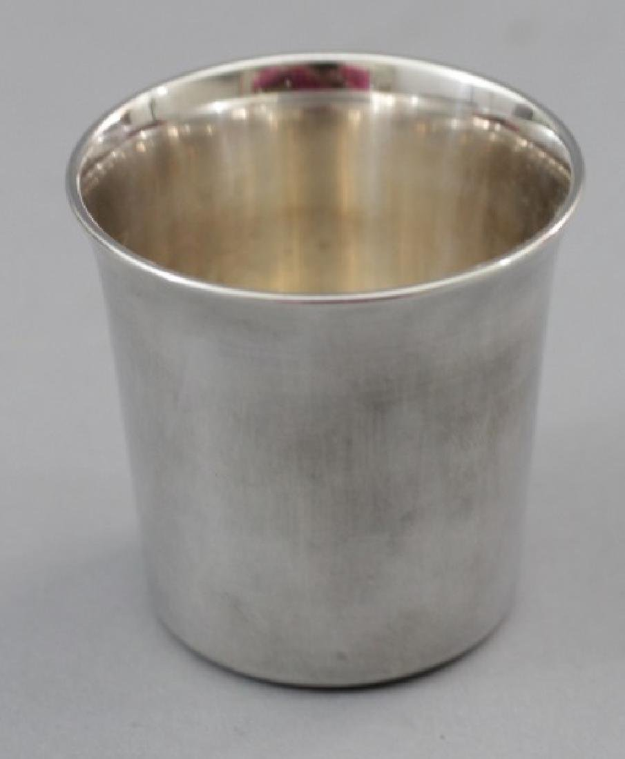 Tiffany & Co 1920 Sterling Silver Ludwig Heck Cup