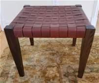 Contemporary Henry Beguelin Custom Made Bench