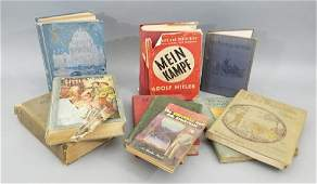 Group Lot of Antique & Vintage Books - 2 of 2