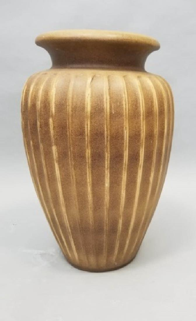 Large Contemporary Art Pottery Floor Vase