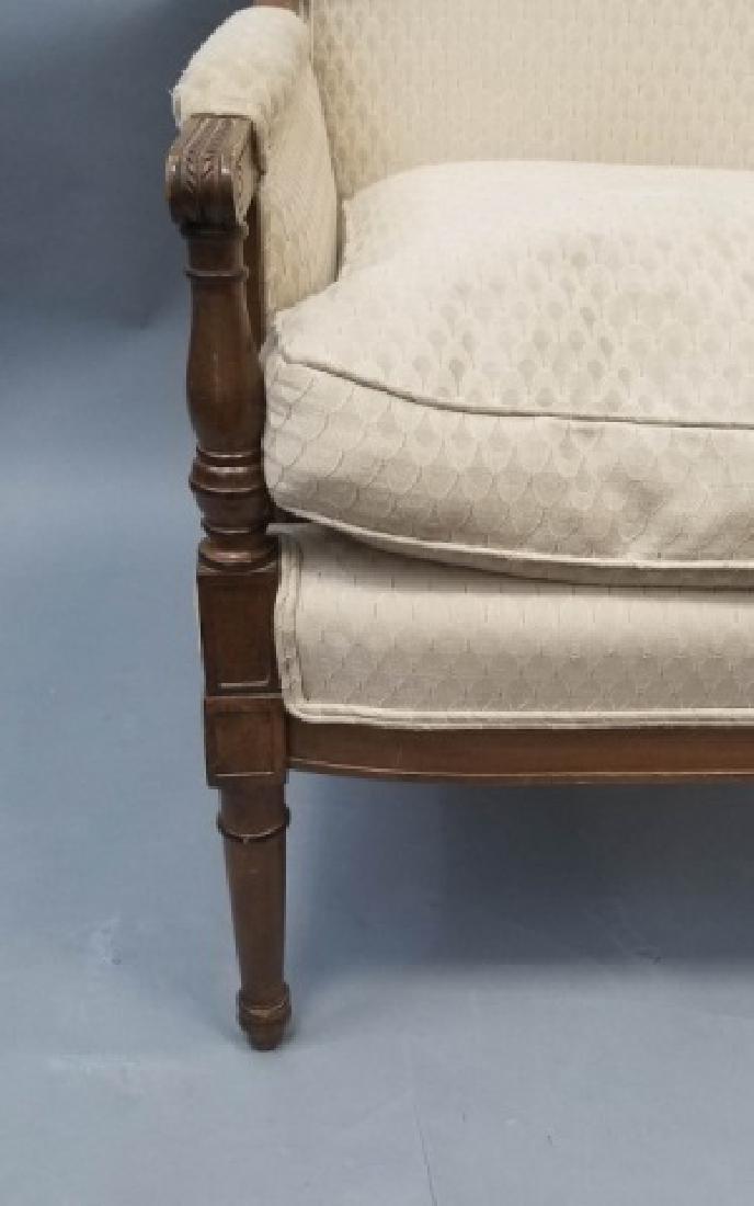 Mid Century Hollywood Regency Style Armchair - 4