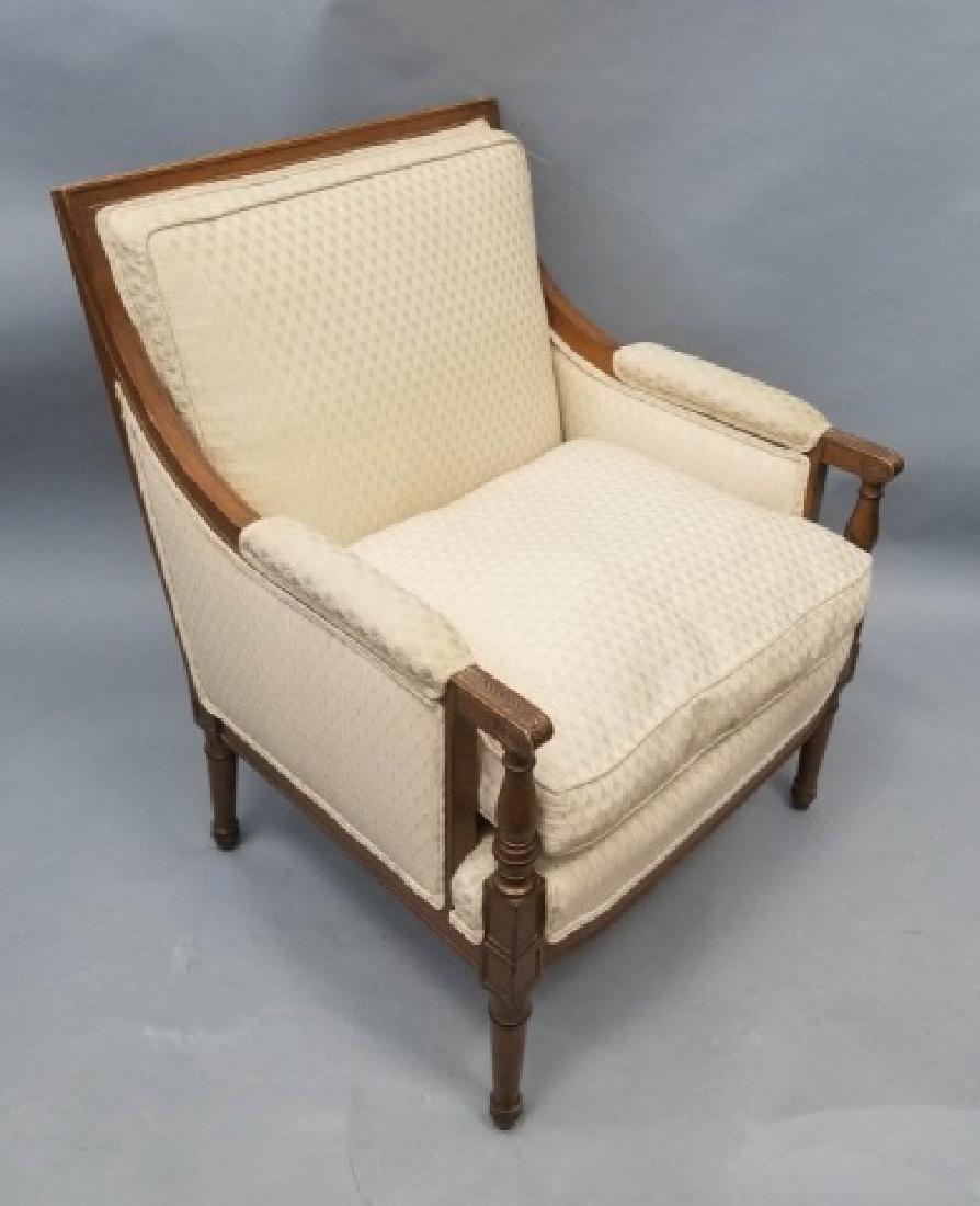 Mid Century Hollywood Regency Style Armchair - 6