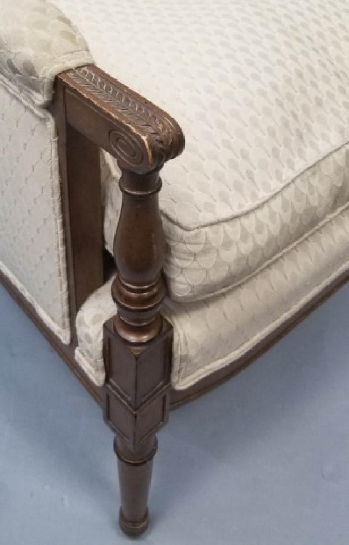 Mid Century Hollywood Regency Style Armchair - 7