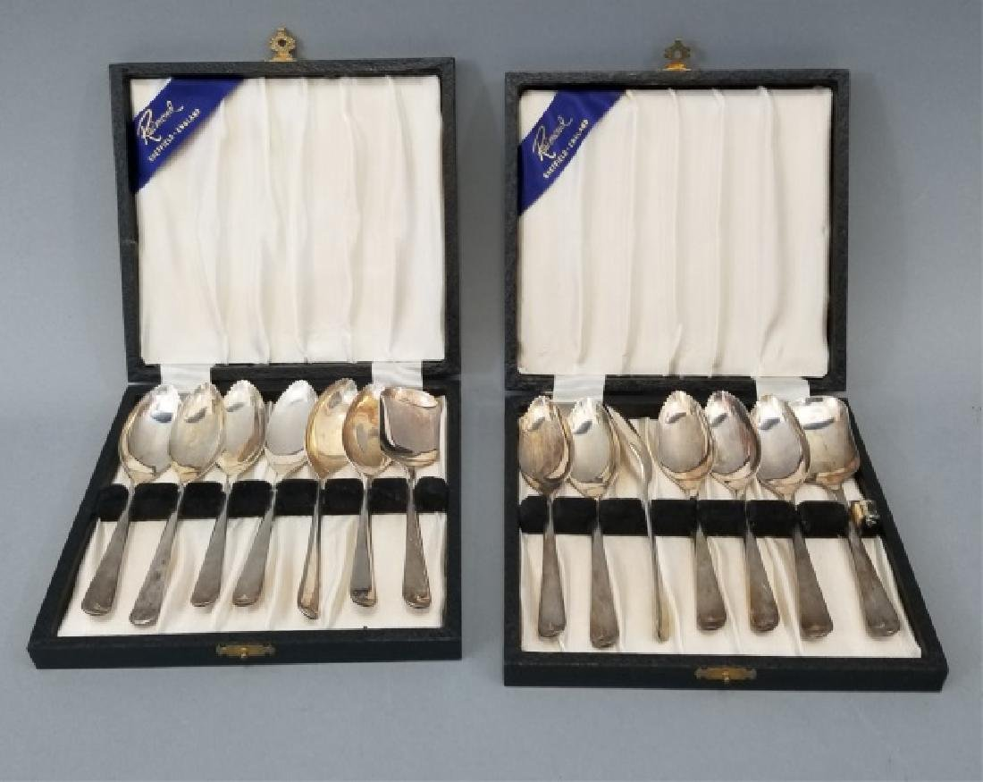 Collection of Silver Plated Items Incl Sheffield - 5