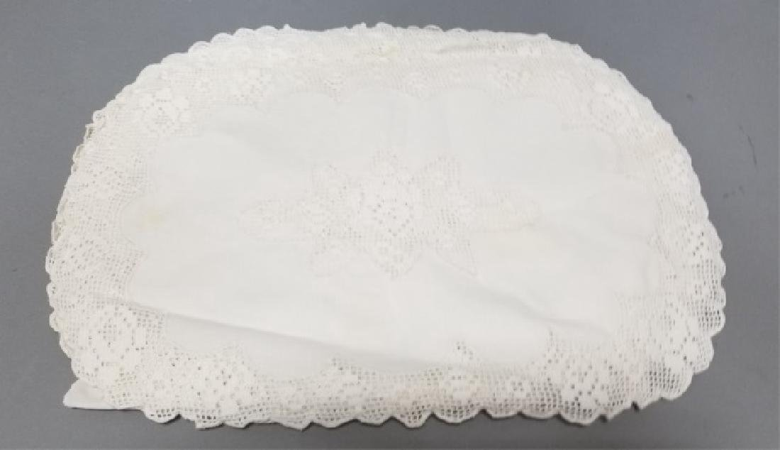 Collection Assorted Table Clothes Linens & Napkins - 8