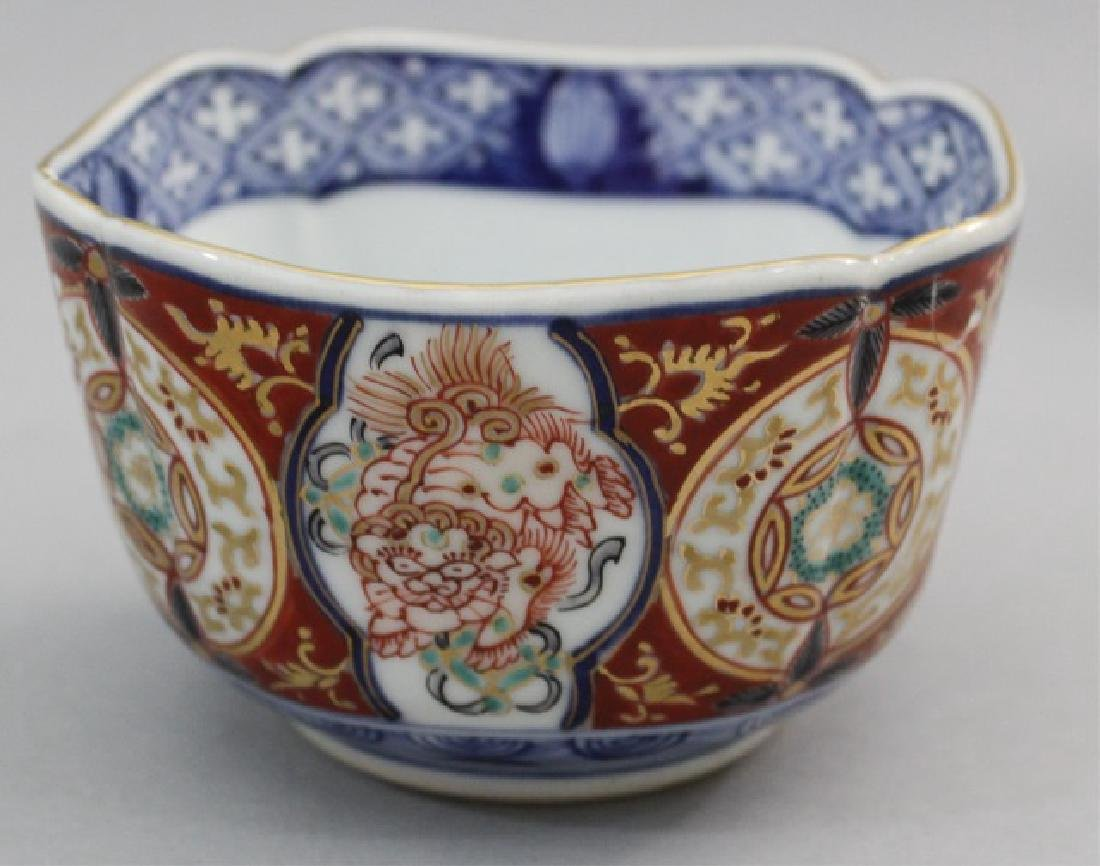 10 Pieces of Chinese Porcelain - Cloisonne Bowls - 8