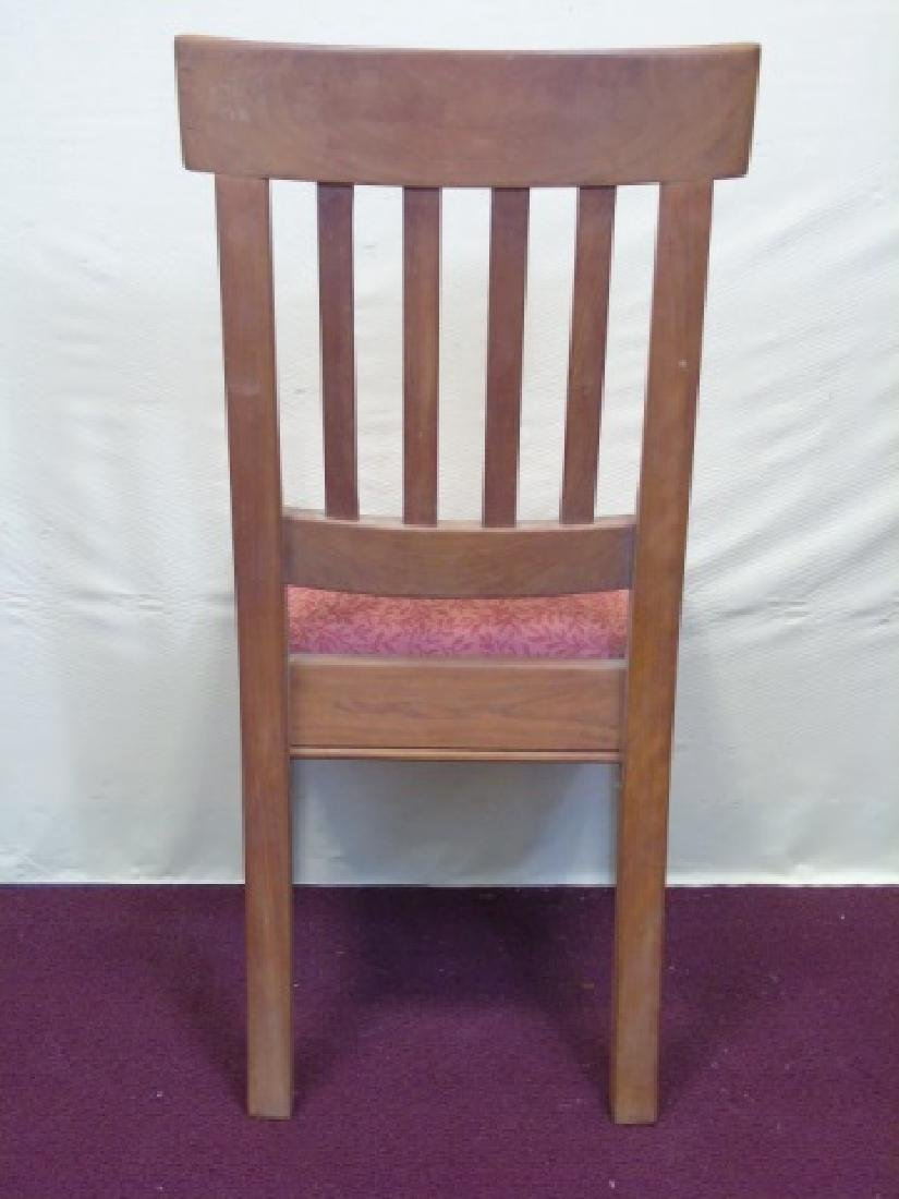 Three Gustave Stickley Style Mission Chairs - 6