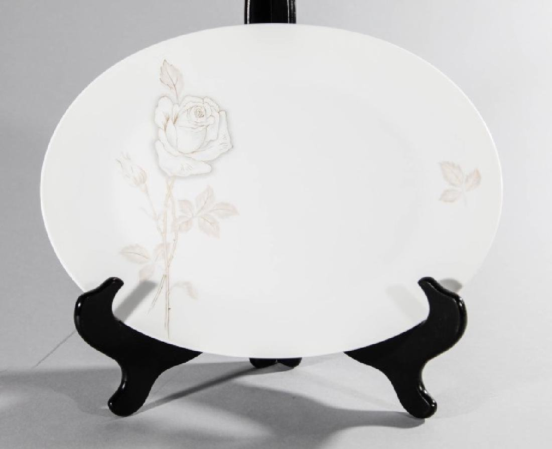 3 Rosenthal-Germany Oval Platters Classic Rose - 2