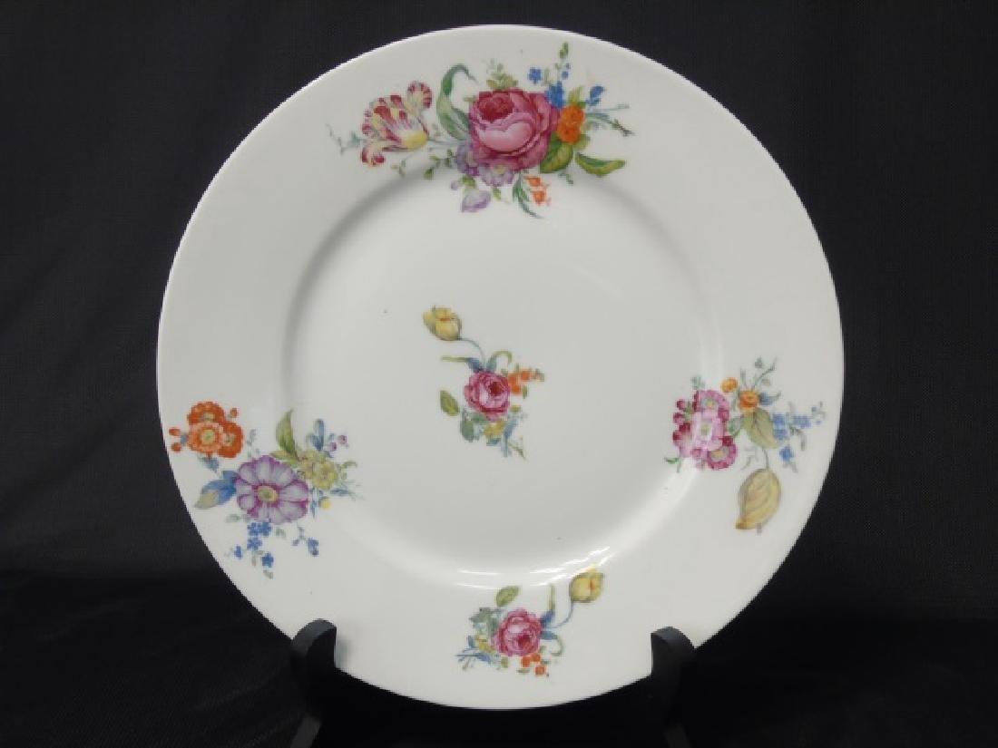 Assorted Limoges & English Porcelain Plates Etc - 3
