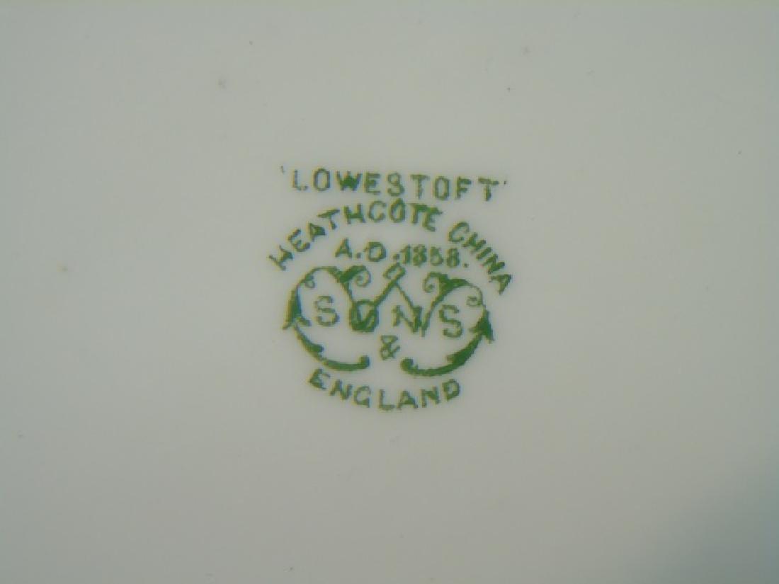 Assorted Limoges & English Porcelain Plates Etc - 6